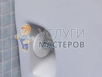 Монтаж писсуара в туалете