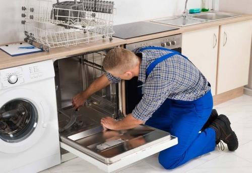 Установка посудомоечной машины в Москве