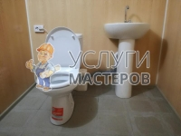 Монтаж Сололифта под унитаз