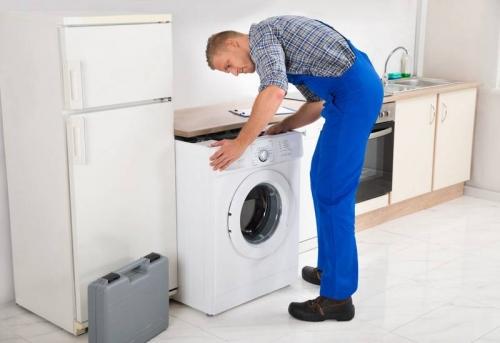 Установка стиральной машины в Москве