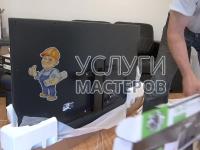 Монтаж телевизора на стену через крепеж
