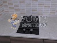 Монтаж компактной варочной панели