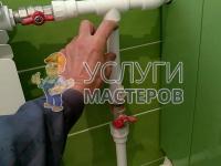 Установка байпаса на радиатор отопления