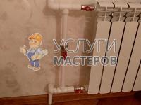 Установка байпаса в систему отопления