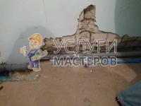 Замена стальных канализационных труб
