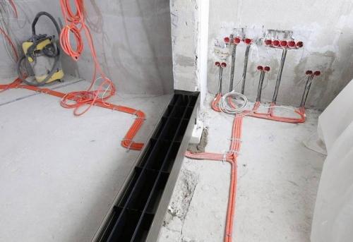 Замена проводки в 1-комнатной квартире в Москве