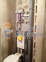 Замена полипропиленовых труб водопровода