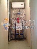 Замена стальных водопроводных труб
