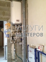 Замена ПВХ водопроводных труб